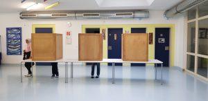 Demokratische Wahl der Schülersprecher