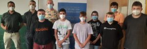 Klöckner Pentaplast besucht die Klassen 9M1, 9M2 und 8a der Weiß-Ferdl Mittelschule