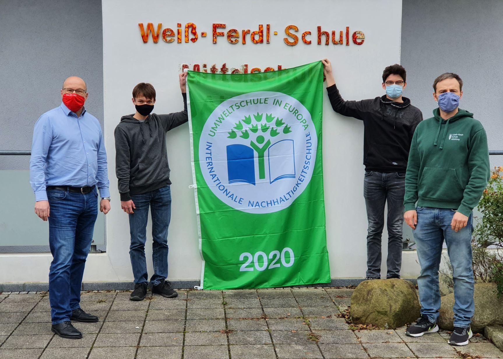 Weiß-Ferdl-Umweltschule