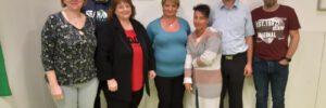 Neuer Elternbeirat an der Weiß-Ferdl-Mittelschule