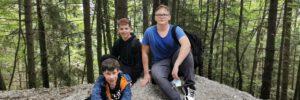 Gelungener Start ins neue Schuljahr – drei Tage erlebnispädagogische Wanderungen und Ausflüge